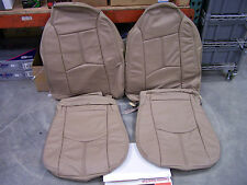 2001 Mazda Tribute Leather Seat Cover Set : Color: Nutmeg