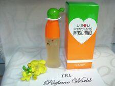 L'EAU CHEAP AND CHIC MOSCHINO Eau de Toilette EDT Women Spray 1.7 fl.oz.