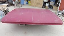 1962 Olds Dynamic 88 TRUNK LID Original Free delivery-Fall Carlisle/Hershey Swap
