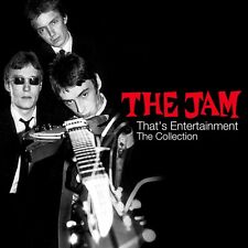 THE JAM ( NEW CD ) THAT'S ENTERTAINMENT GREATEST HITS COLLECTION / VERY BEST OF