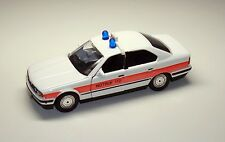 BMW 535i Notarzt emergency ambulance E34 - Schabak 1156 - 1:43