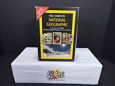 The Complete National Geographic DVD Rom (Every Issue Since 1988)