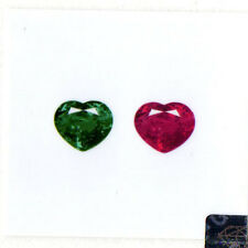 4.74 CT GRS CERTIFIED ONE OF A KIND RARE HEART SHAPE  NATURAL ALEXANDRITE