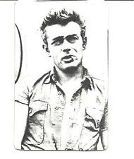 JAMES DEAN . COLLECTIBLE PHONE CALLING CARD. 1993 GTI TELECARD.