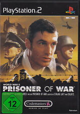 Prisoner of War  (PS2) In Box, mit Anleitung
