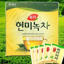 Korean DONGSUH Brown Rice Green Tea 50 Tea (3g x 50Tea bags)