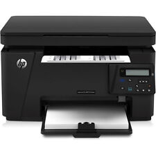 HP LaserJet Pro 100 MFP M126nw All in One Laser Printer Scanner Copier Wi-Fi *