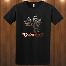 GALNERYUS tee japan power metall band Deluhi Animetal t-shirt S M L XL 2-3XL