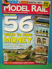 MODEL RAIL No.135 SEPTEMBER 2009 # GARDEN Rly ~ PENDOLINO ~ TRI-ANG   SEE PICS