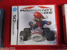 Mario Kart DS (Nintendo DS, 2005) limited edition red box