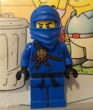 Ninjago Lego minifigure BLUE NINJA / JAY 2257 2259 2263 2506
