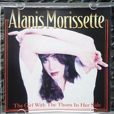 "ALANIS MORISSETTE ""THE GIRL WITH THE THORN IN HER SIDE"" LIVE IN LONDON 1995-NEW!"