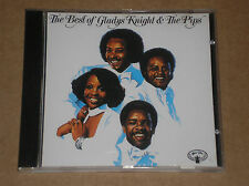 GLADYS KNIGHT & THE PIPS - BEST OF - CD CANADA