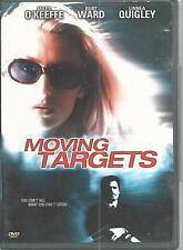 Miles OKeefe Linnea Quigley Moving Targets DVD  2002 Burt Ward