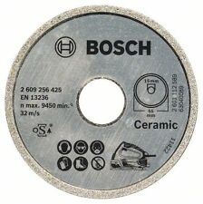 Bosch Diamond Ceramic Cutting Blade For PKS 16 Multi 2609256425 3165140644174 '
