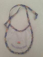 New! American Girl Bitty Baby Bib from Breakfast Set - RETIRED!