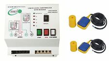 Fully Automatic Water Level Controller with indicator & Float Sensor