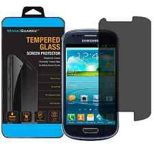 Privacy Anti-Spy Tempered Glass Screen Protector for Samsung Galaxy S3 Mini