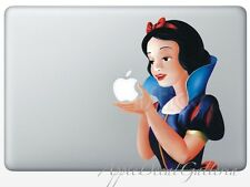Snow White Decal Sticker Skin Stickers for Macbook Pro Air 13 15 17 '' inch SWR