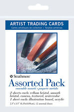 Strathmore Artist Trading Cards - Assorted