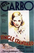 The Single Standard - 1929 - Greta Garbo Nils Asther - Silent b/w Film Drama DVD