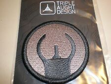Triple Aught Design HK Rifle Carbine Front Sight TAD Morale Patch Black Gray