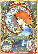A3 Studio Ghibli Nausicaa valley of the wind Anime Poster SGWR03 BUY2GET1FREE