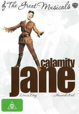 Calamity Jane (1953) (The Great Musicals) * NEW DVD * Doris Day Howard Keel