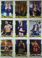 WWE 2014 Trading CARD SET Nxt Prospects SUB - SET  of 20
