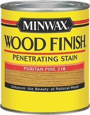 NEW MINWAX PURITAN PINE QUART INTERIOR OIL BASED WOOD FINISH STAIN 8965105