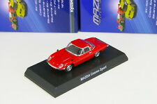 Kyosho 1/64 Mazda Cosmo Sport Red Rotary Engine Minicar Collection 2013 Ltd