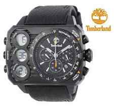 TIMBERLAND WATCH HT3 CHRONOGRAPH DIGITAL analog all black
