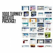 1000+ turnkey websites for sale with master resell rights