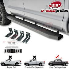 Raptor Running Boards Nerf Step Bars for 04-08 Ford F150 F-150 Super Crew Cab