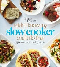 Better Homes And Gardens - I Didnt Know My Slow Cooker Co (2015) - New - Tr