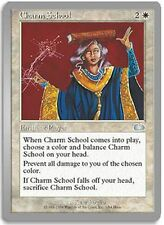 Charm School EX/NM Unglued MTG Magic Cards White Uncommon