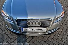 SONDERAKTION Spoilerschwert Frontspoilerlippe ABS für Audi A4 8e B7 mit ABE