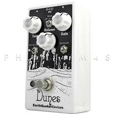 EarthQuaker Devices Dunes Hi-Gain Distortion/Overdrive Guitar Effects Pedal NEW
