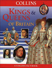 Collins Fact Books - Kings and Queens of Britain,GOOD Book