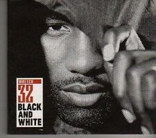 (CR357) Wretch 32, Black And White Album Sampler - DJ CD