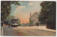 Billinge End, Blackburn, Lancashire, West End Series Tram Postcard, B649