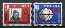 35680) POLAND 1961 MNH** 1st man in space, Yuri A. Gagarin