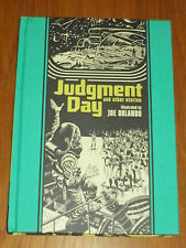 JUDGMENT DAY & OTHER STORIES EC LIBRARY HARDBACK JOE ORLANDO    9781606997277