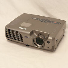 Epson Powerlite 821p LCD Projector   2600 ANSI   Bright & Portable   nc