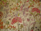 Voyage Hedgerow Autumn Designer Curtain Fabric Roll - 140 cm wide - £31.00