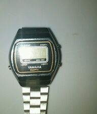 Yamaha  Digital LCD Quartz Vintage Watch Collectible