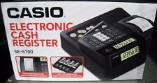 Casio SE-S700 Cash Register 2 Months Used - Perfect condition