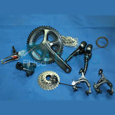 New Shimano Ultegra 6800 Road 11-speed Compact Groupset Group 50/34T 172.5/170mm