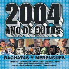 2004 Ano De Exitos: Bachatas Y Merengues by Various Artists