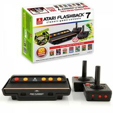 Atari Flashback 7 Console (UK Plug) Brand New